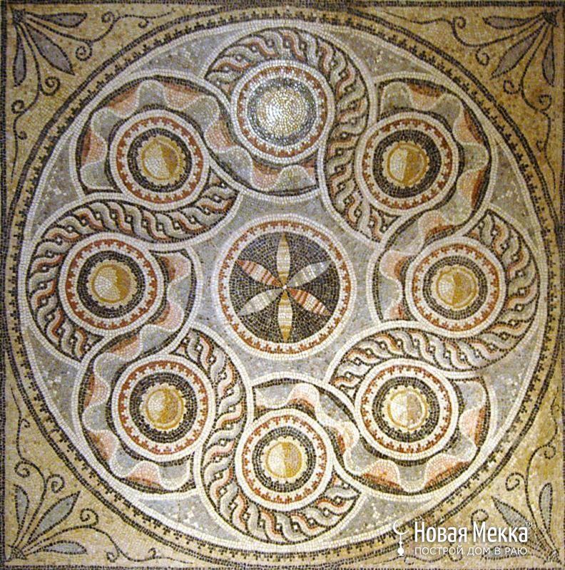 Мозаичный узор это что